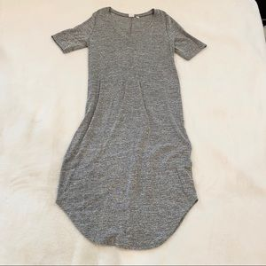 Gap Tunic Dress grey size small soft and cozy